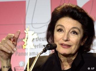 A life inn the movies: French actress Anouk Aimée