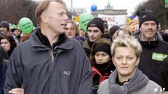 Minister gegen Irak-Krieg