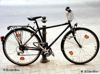 Better keep that bike locked up!