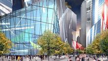 Liebeskind-Entwurf für World Trade Center