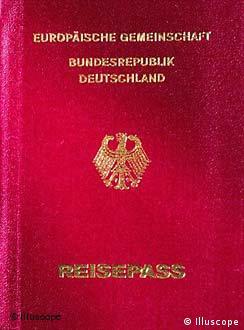 Der deutsche Pass - erst bekommen, dann wieder verloren?