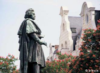 Monumento a Beethoven em Bonn