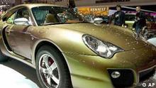Porsche Bedouin Genfer Automobilsalon
