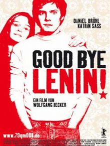 Plakat Good Bye Lenin
