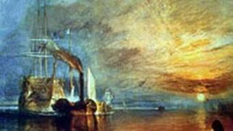 Ausstellungstipps The Fighting Temeraire Tugged to Her Last Berth... Joseph Mallord William Turner