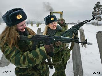 rus kadın asker ile ilgili görsel sonucu