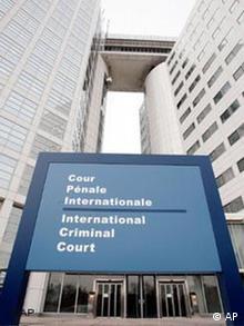 Internationaler Strafgerichtshof (Quelle: AP)