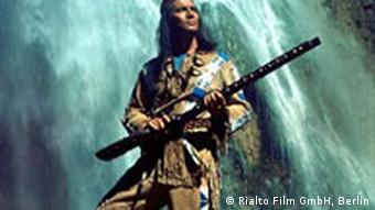 Pierre Brice in Winnetou III
