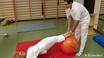 Rückenschmerzen Therapie