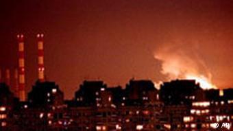 Luftangriff auf Belgrad