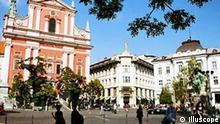 Ljubljana Slowenien
