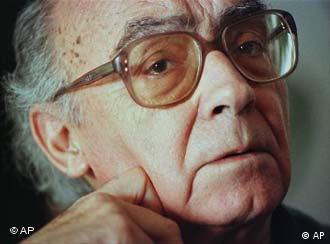 Saramago, aged 78