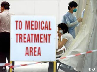 Персонал больниц в Южном Китае не готов не готов к эпидемии.