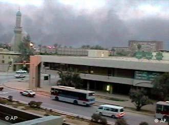بمبهای سنگرشکن آمریکائی در جنگ عراق به کار گرفته شد