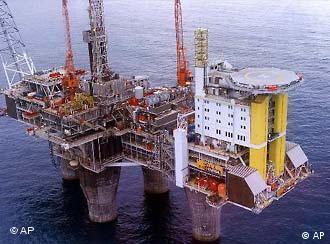 El Mar del Norte guarda resevas para los próximos 50 años.