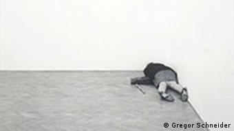 Kunstwerk von Gregor Schneider, Titel: Hannelore Reuen