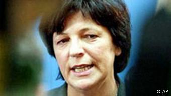 Bundesgesundheitsministerin Ulla Schmidt für Frauengalerie