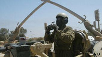 US-Armee in Bagdad