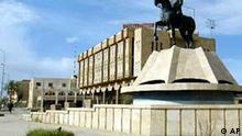 Tikrit Menschenleer