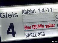 Типично немецкая пунктуальность