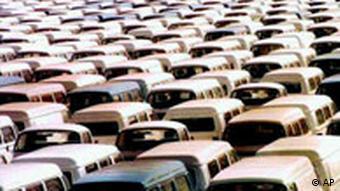VW-Autos (Foto: ap)