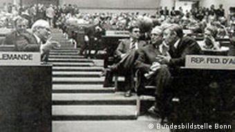Aus 35 Staaten reisten die Regierungschefs nach Helsinki