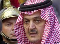 سعود الفیصل، وزیر امورخارجه عربستان سعودی