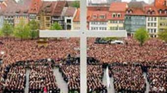 Jahrestag des Amoklaufs in Erfurt
