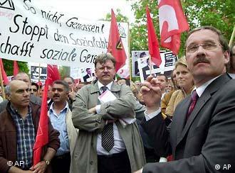 Эмансипируется ли СДПГ от профсоюзов?
