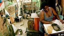 Armut in Rio de Janeiro