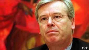 David Byrne EU Kommissar