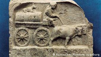 Römisches Fuhrwerk