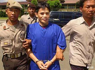 Amrozi bin Nurhasyim, one of the Bali bombers executed on Sunday, never expressed any remorse