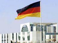 Nova Chancelaria Federal em Berlim