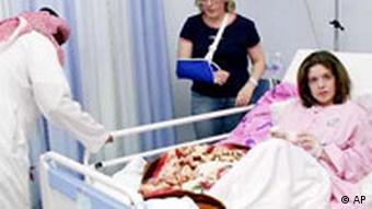 После теракта в Эр-Рияде в 2003 году