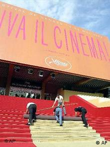 Filmfestival Cannes roter Teppich
