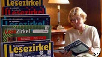 Zeitschriften von Lesezirkel