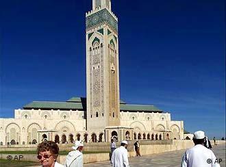 König-Hassan-Moschee in Casablanca