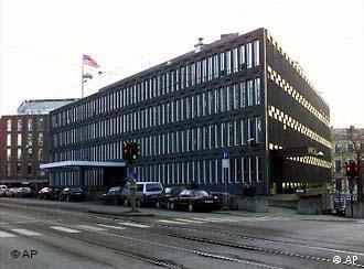 US-Botschaft in Oslo (Foto: ap)