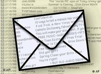 E-Mails: nicht immer erwünscht