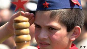 Jugend-Tag in Kroatien