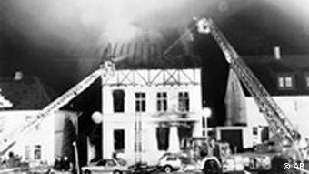 Brandanschlag Solingen Rechtsextremismus Ausländerfeindlichkeit