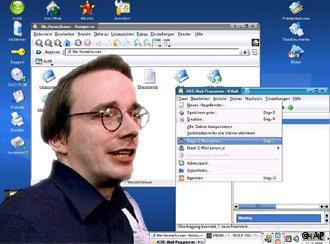 الفنلندي لينوس تورفالدوس، مخترع نظام لينوكس