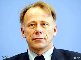 Environmental Minister Jürgen Trittin is under fire