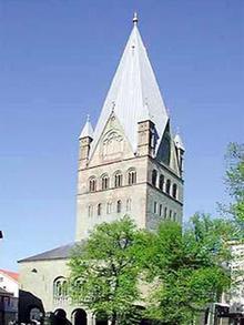 Sankt Patrokli Dom in Soest
