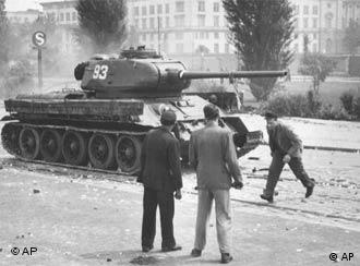 June 17, 1953 uprising in East Germany
