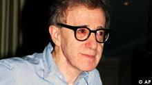 1999/12/17 Woody Allen headshot, director Porträt