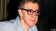 1999/12/17 Woody Allen headshot, director Porträt