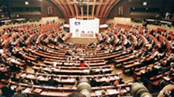 Europa Rat Council of Europe