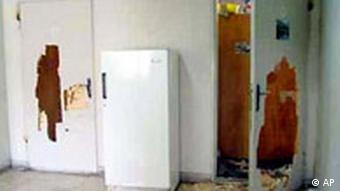 پس از حمله − اتاقی در کوی دانشگاه